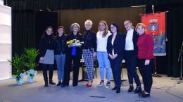 Le donne amministratrici della Valconca intervenute all'incontro
