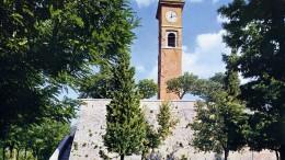 La Torre Civica di Montescudo