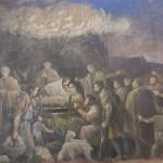 Carmelo Puzzolo. Adorazione dei Pastori. Bozzetto, 2019