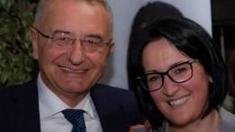 Riziero Santi, Emma Petitti