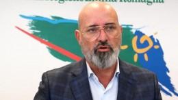 Il Presidente della Regione, Bonaccini