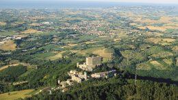 Tripadvisor premia la Rocca di Montefiore Conca