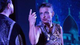Giorgia Penzo in scena