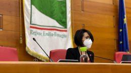 La Presidente Emma Petitti
