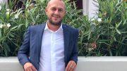L'assessore ai Lavori pubblici, Christian D'Andrea