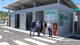Riapre a Casarola la stazione ecologica Hera