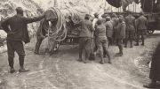 Soldati italiani durante la Grande Guerra