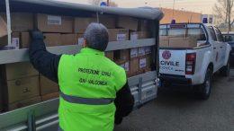 Il GIV della Protezione Civile pronto a muovere verso la Bosnia-Erzegovina