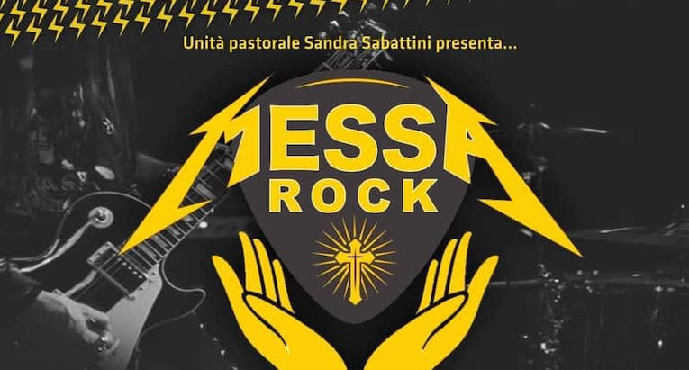 Gemmano lancia la Messa Rock